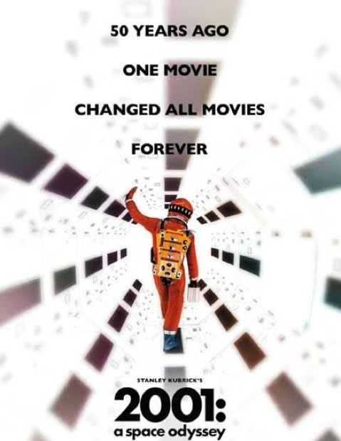 2001: A Space Odyssey 50th Anniversary