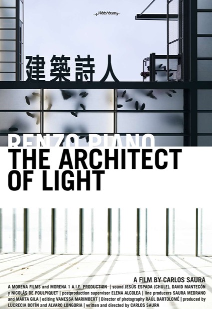 Renzo Piano: Architect of Light