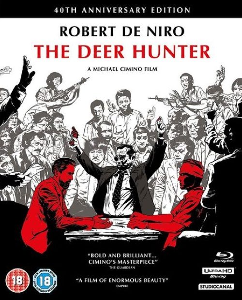 The Deer Hunter restored 4K
