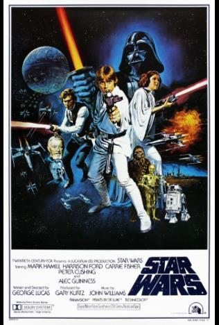 Star Wars Episode Iv A New Hope Showtimes In Christchurch Central Alice Cinemas Alice