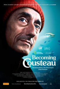 Becoming Cousteau